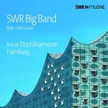 SWR Big Band: SWR Big Band Live At Elbphilharmonie Hamburg (feat.Fola Dada), CD
