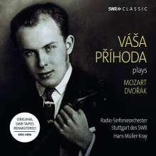 Vasa Prihoda plays Mozart & Dvorak, CD