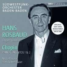 Hans Rosbaud dirigiert Chopin, CD
