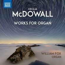Cecilia McDowall (geb. 1951): Orgelwerke, CD