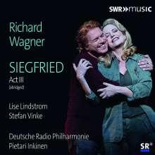 Richard Wagner (1813-1883): Siegfried (3.Akt, gekürzt), CD