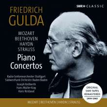 Friedrich Gulda - Klavierkonzerte, 3 CDs