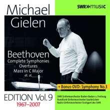 Michael Gielen - Edition Vol.9, 9 CDs und 1 DVD