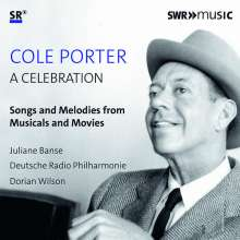 Cole Porter (1891-1964): Cole Porter Celebration - Songs & Melodies from Musicals and Movies, CD
