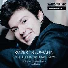 Robert Neumann - SWR2 New Talent, CD