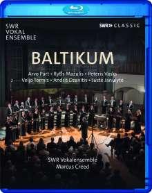 SWR Vokalensemble Stuttgart - Baltikum, Blu-ray Disc
