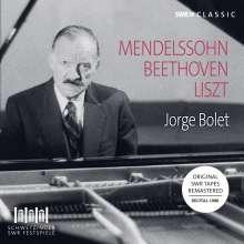 Jorge Bolet - Piano Recital 1988 (Schwetzinger Festspiele), CD