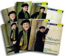 Wolfgang Amadeus Mozart (1756-1791): Symphonien Vol.1-6 (Exklusiv für jpc), 6 CDs