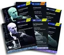 Carl Schuricht - Best of (Exklusiv für jpc), 6 CDs