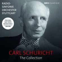 Carl Schuricht - The Collection, 30 CDs