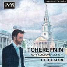 Alexander Tscherepnin (1899-1977): Sämtliche Klavierwerke Vol.1, CD