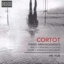 He Yue - Cortot (Piano Arrangements), CD