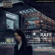 Joachim Raff (1822-1882): Klavierwerke Vol.5, CD