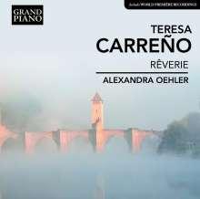 Teresa Carreno (1853-1917): Klavierwerke, CD
