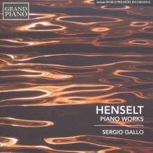 Adolph Henselt (1814-1889): Klavierwerke, CD