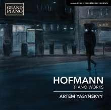 Josef Casimir Hofmann (1876-1957): Klavierwerke, CD