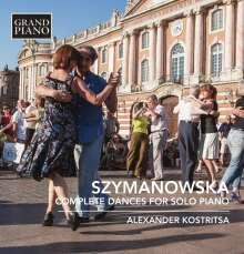 Maria Szymanowska-Wolowska (1779-1831): Sämtliche Tänze für Klavier, CD