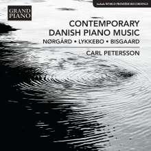Carl Petersson - Contemporary Danish Piano Music, CD