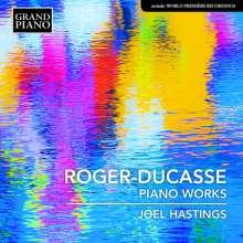 Jean Jules Roger-Ducasse (1873-1954): Klavierwerke, CD