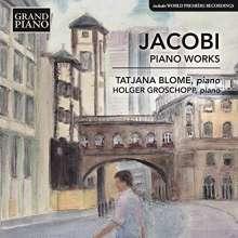 Wolfgang Jacobi (1894-1972): Klavierwerke, 2 CDs