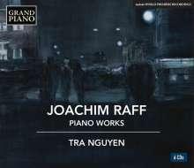 Joachim Raff (1822-1882): Klavierwerke, 6 CDs