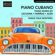 Piano Cubano, CD