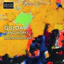 Friedrich Gulda (1930-2000): Klavierwerke, CD