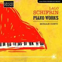 Lalo Schifrin (geb. 1932): Klavierwerke, CD