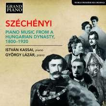 Istvan Kassai & György Lazar - Szechenyi, CD