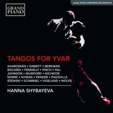 Hanna Shybayeva - Tangos for Yvar, CD