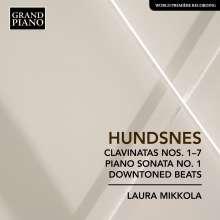 Svein Hundsnes (geb. 1951): Klavierwerke, CD