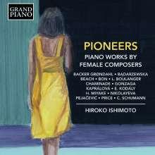 Hiroko Ishimoto - Pioneers, CD