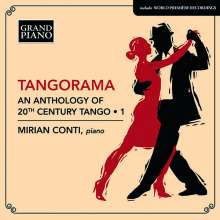 Mirian Conti - Tangorama, CD
