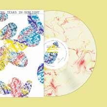 Pauline Anna Strom: Angel Tears In Sunlight (Limited Edition) (Clear/Red/Yellow Swirled Vinyl), LP