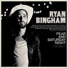 Ryan Bingham: Fear And Saturday Night, 2 LPs