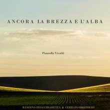 """Antonio Vivaldi (1678-1741): Concerti op.8 Nr.1-4 """"Die vier Jahreszeiten"""" für Gitarre, Akkordeon, Violine & Cello, CD"""