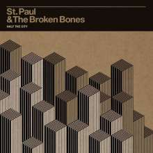 St. Paul & The Broken Bones: Half The City, LP