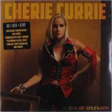 Cherie Currie: Blvds Of Splendor (180g) (Limited-Edition) (Red Translucent Vinyl), LP