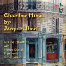 Jacques Ibert (1890-1962): Kammermusik, CD