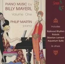 Billy Mayerl (1902-1959): Klavierwerke, CD