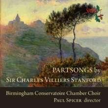 """Charles Villiers Stanford (1852-1924): Chorwerke """"Partsongs"""", CD"""