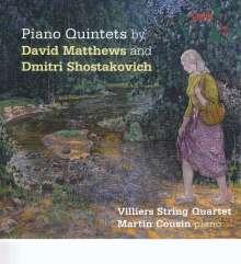 David Matthews (geb. 1943): Klavierquintett op.92, CD