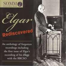 Edward Elgar (1857-1934): Elgar Rediscovered, CD