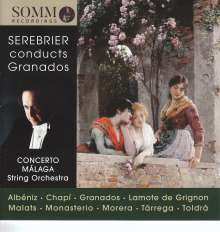 Serebrier conducts Granados, CD