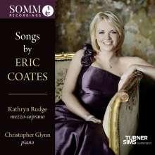 Eric Coates (1886-1957): 28 Klavierlieder, CD