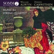 Doreen Carwithen (1922-2003): Streichquartette Nr.1 & 2, CD