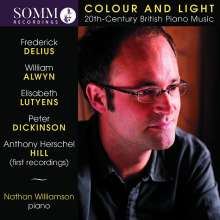 Nathan Williamson - Colour And Light, CD