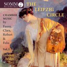 London Bridge Trio - The Leipzig Circle Vol.1, CD