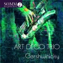 "George Gershwin (1898-1937): Songs für Klarinette,Saxophon,Klavier - ""Gershwinicity"", CD"
