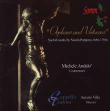Nicola Antonio Porpora (1686-1768): Geistliche Werke, CD